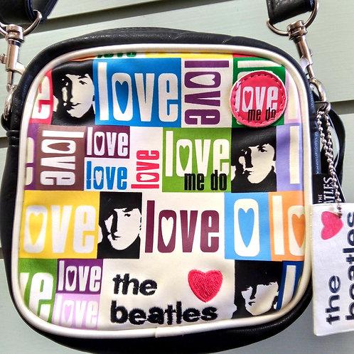 Love Me Do Mini-Bag, Beatles Shoulder Bag