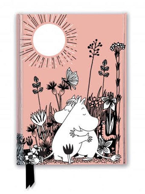 Moomin Love Foiled Pocket Notebook, Moomins Gift