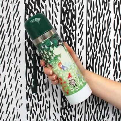 Moomin Dangerous Journey Flask, Drinks Bottle, Stainless Steel, Moomin Gift