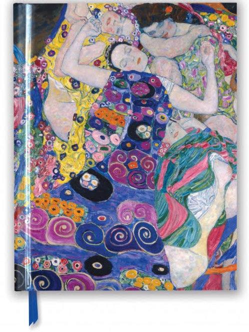 The Virgins, Gustav Klimt Blank Sketchbook