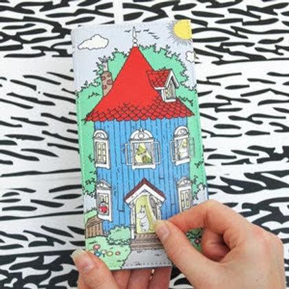 Moomin House Wallet