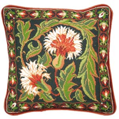 Animal Fayre Designs Autumn Carnation Tapestry Kit