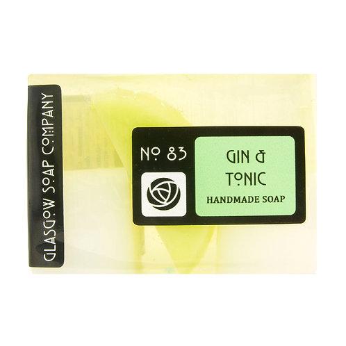 Gin and Tonic Soap, Glasgow Soap Company, Handmade Soap