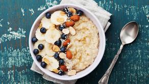 Desayuno para Ganancia Muscular y Energía
