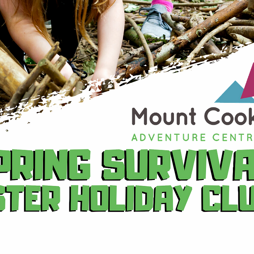 Spring Survival Easter Holiday Club
