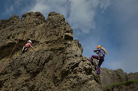 Rock Climbing Course in the Peak District