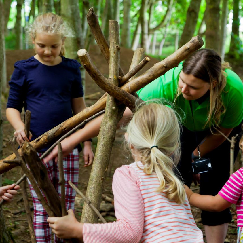 Bush Craft Adventure Day With Bollin Valley