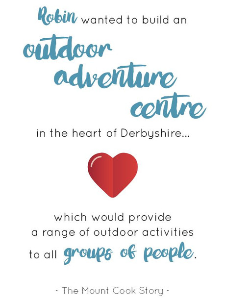 The story of Mount Cook Adventure Centre based in Derbyshire.