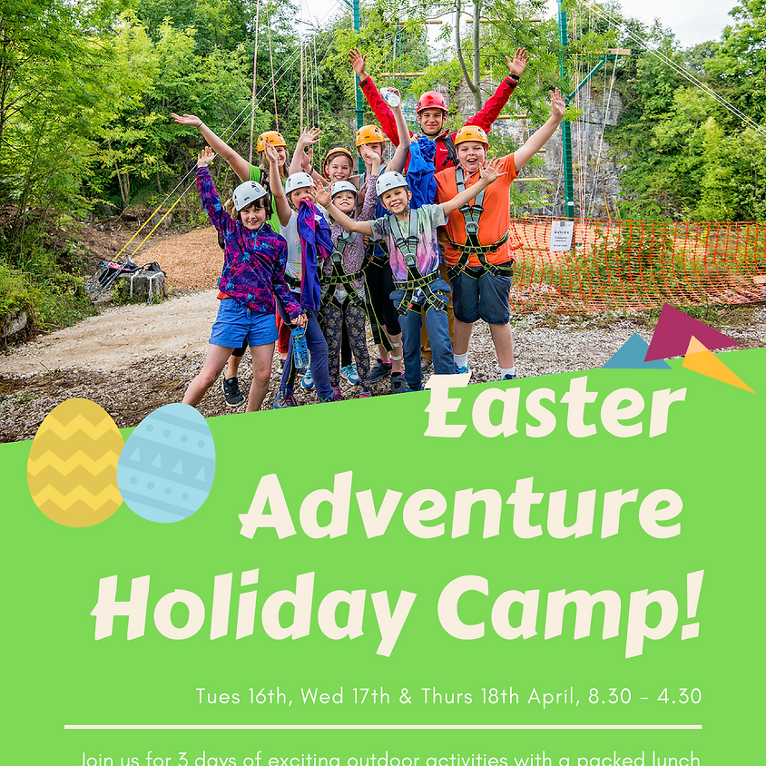 Easter Adventure Holiday Camp