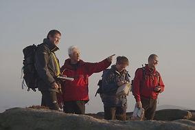 Navigating in the Peak District - Silva Navigation