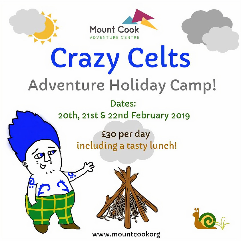 Crazy Celts Holiday Camp