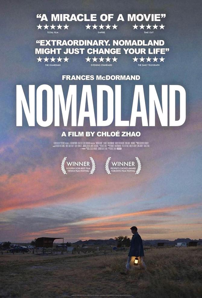 Nomadic Touchpoints in Nomadland