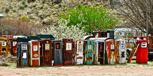 Gasoline Graveyard