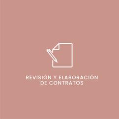 Revisión y Elaboración de Contratos