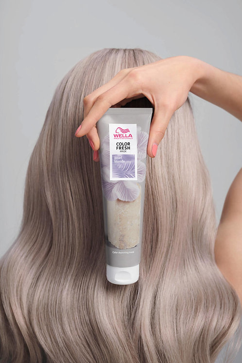 Color Fresh Mask 150ml Pearl Blonde