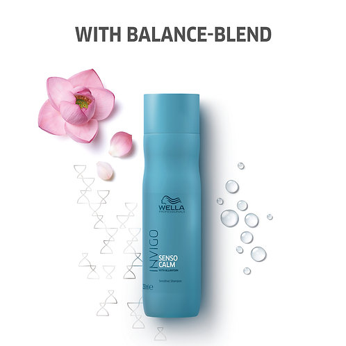 INVIGO Balance Senso Calm Shampoo 250ml