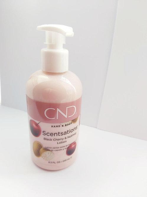 CND Scentsations Black Cherry & Nutmeg Lotion 245ml £12.45