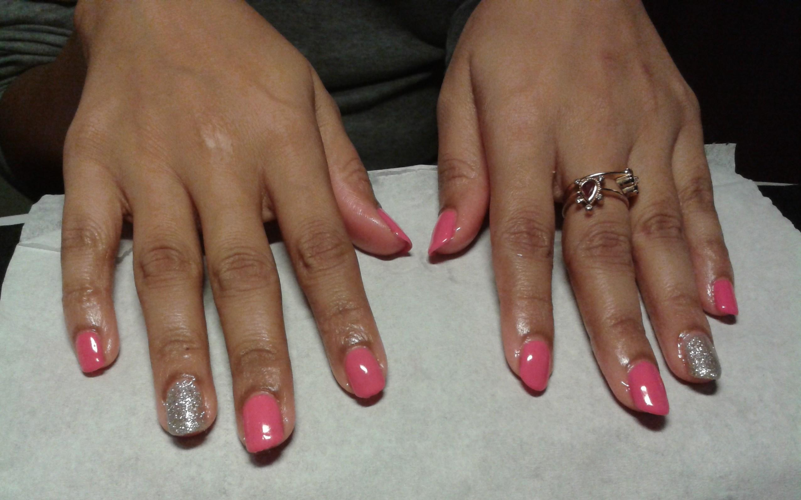 Pink Bikini & Ice Vapor