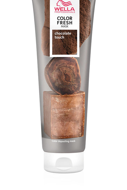 Color Fresh Mask 150ml Chocolate