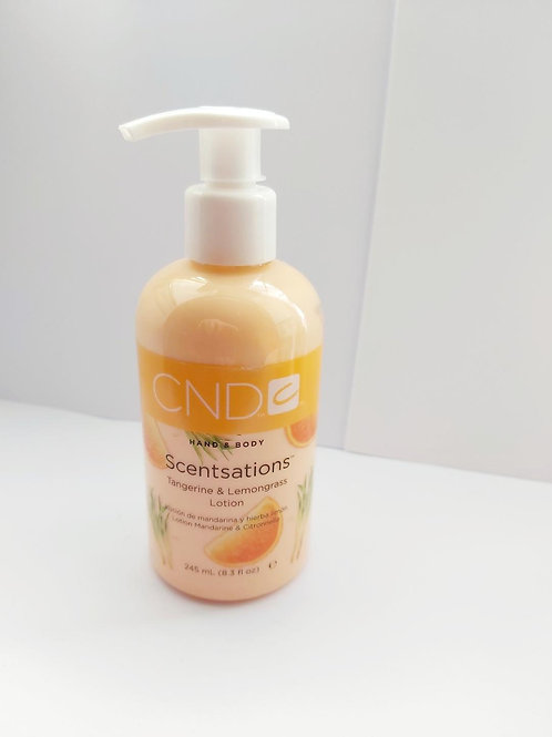 CND Scentsations Tangerine & Lemongrass Lotion 245ml £12.45