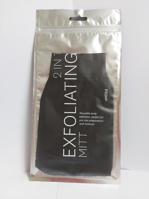 Exfoliating Black Mitt