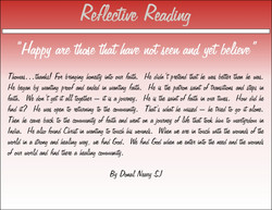 New Gresham Relective Readings