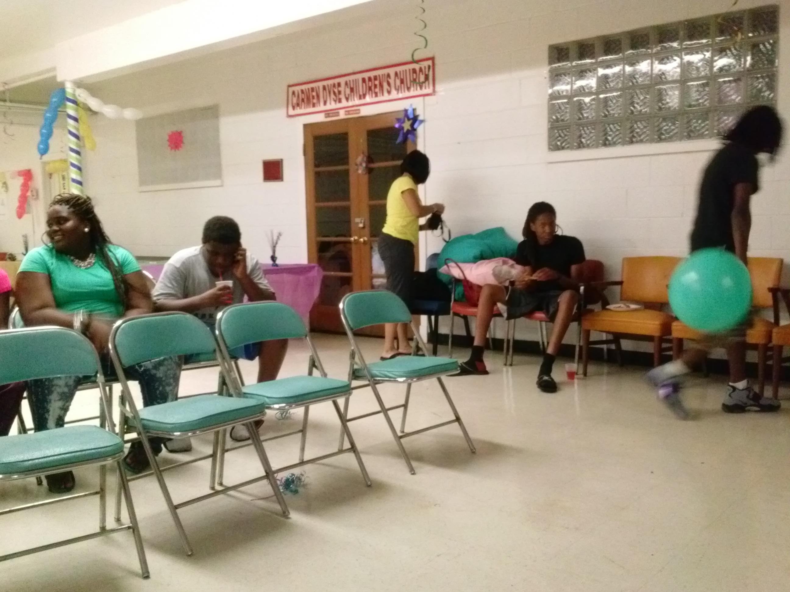 2013 Youth Shut In