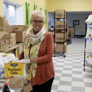 Comfort Food Community Receives Stewart's Holiday Match