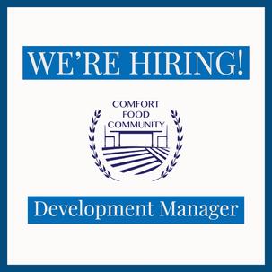CFC Hiring Development Manager