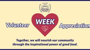 Thank You CFC Volunteers!