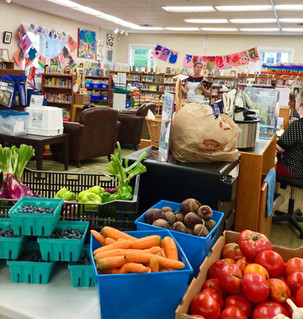 Fresh Food in Local Libraries