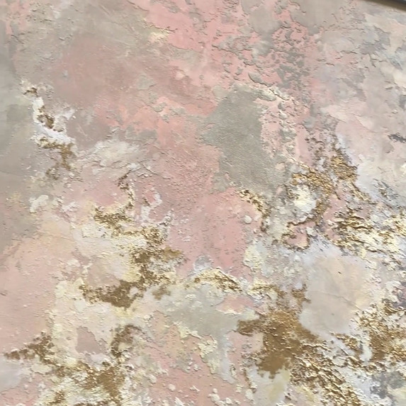 Textured Plaster Art Collection, July 2021