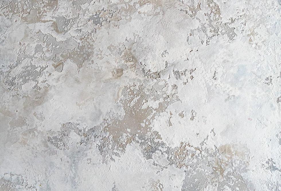 Grey Stone Wall Mural