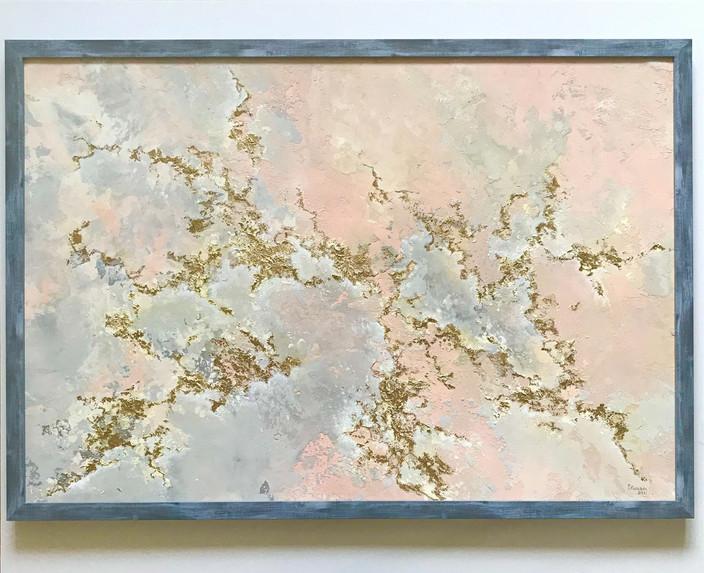 Pink Storm Artwork No.3