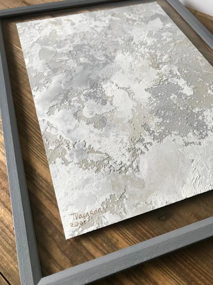 Grey Stone Artwork No.2