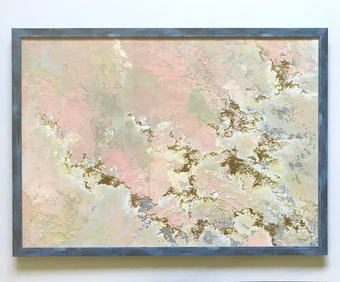 Pink Storm Artwork No.2
