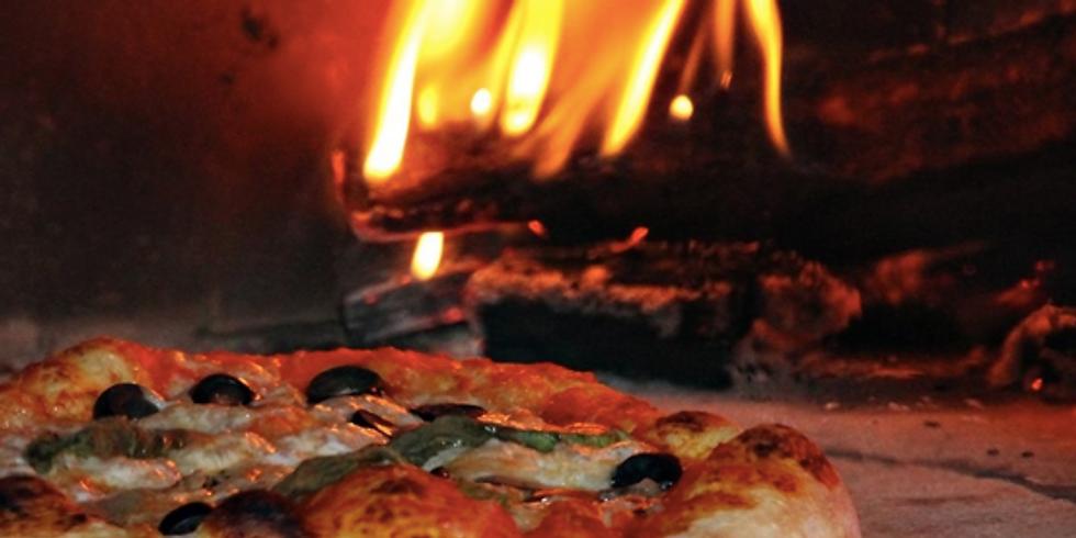 Smokin Dough Wood Fire Pizza