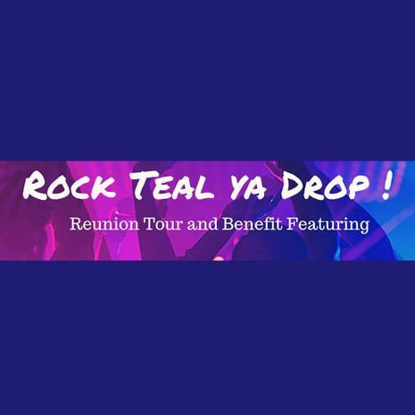Rock Teal Ya Drop