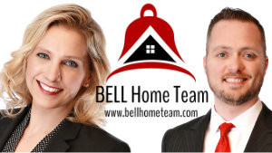 Bell Home Team Donates Time & Money for Ovarian Cancer Awareness