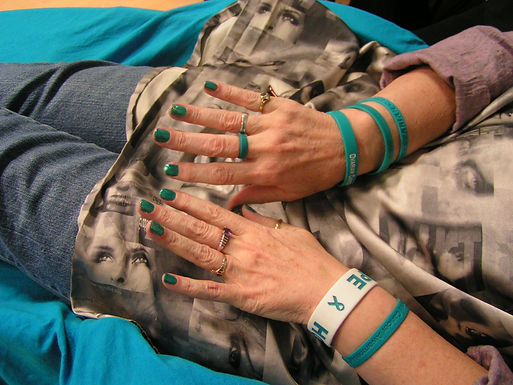 National Wear Teal Day