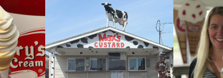 End of Season Ice Cream Party - Max's Custard Stand