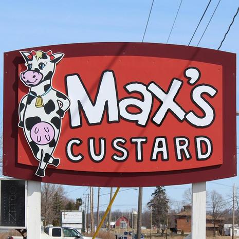 Max's Custard Stand