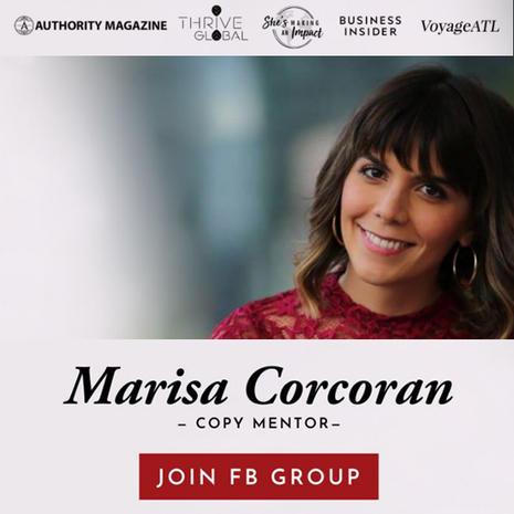 Marisa Corcoran