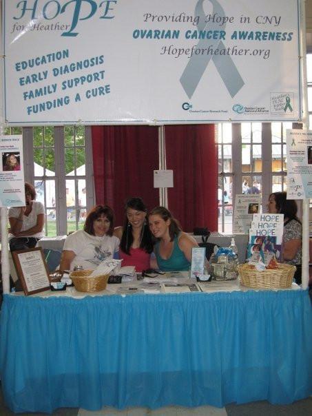 state fair - first booth 2009.jpg