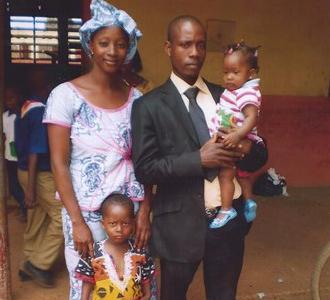 Mrs. Sayon Ruth Keita married to Pastor Joseph Beavogui