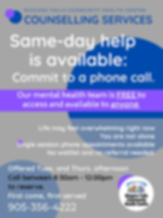Community Counselling SAME DAY #4 Grey.p