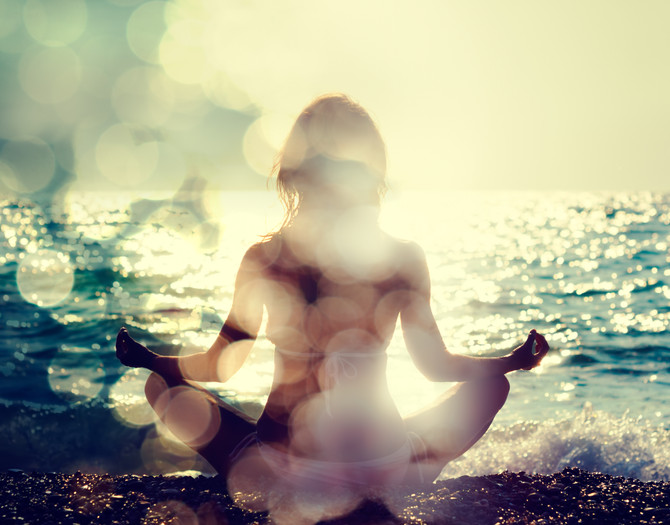 Beauty in stillness
