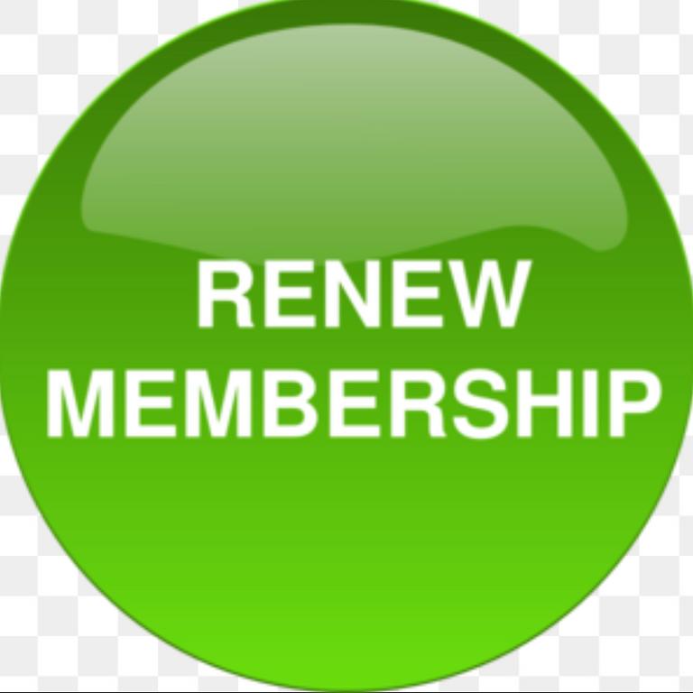 January is Membership Renewal Month!