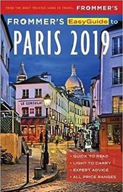 Frommer's Paris 2019