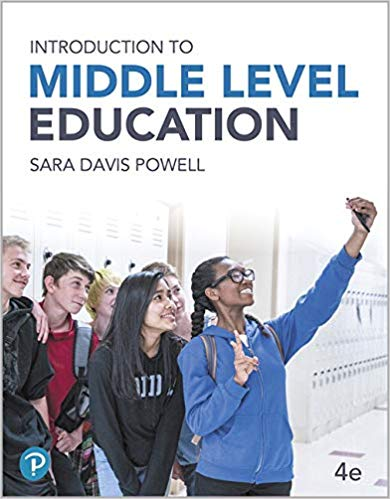Intro to Middle Level Education